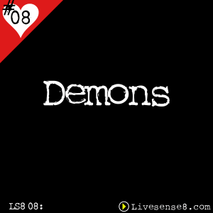 LS8 08 Demon - The Live Sense 8 Cover Art - Livesense8.com